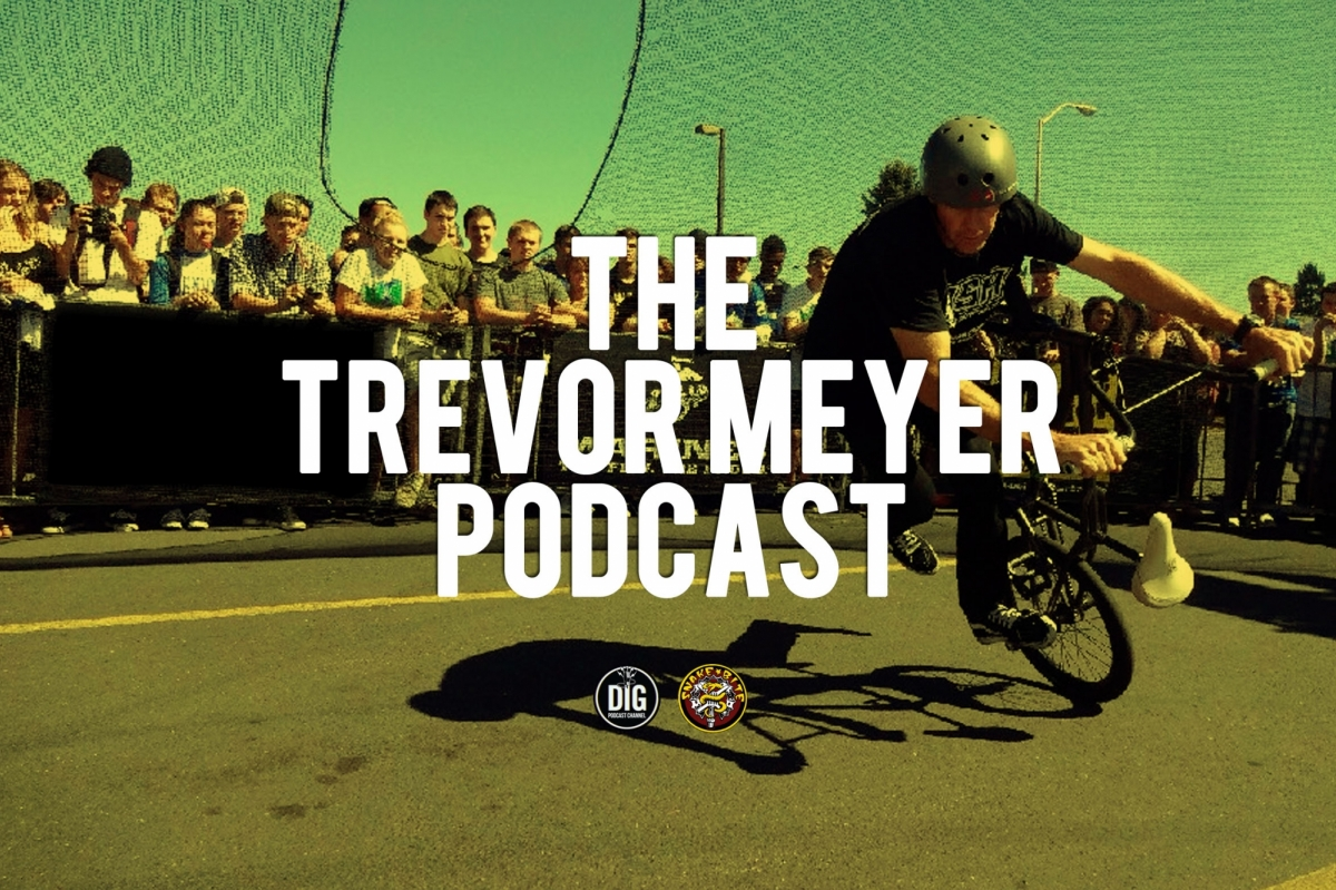 Treveor Meyer // Snakebite BMX // Podcast