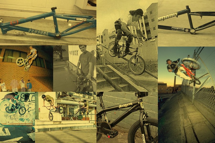 Paul Covey // Dig BMX // Short Frames