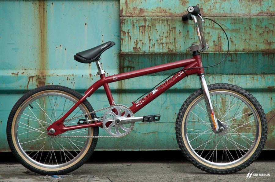 S&M Bikes // Kris Bennett // 2000 // BMX Museum