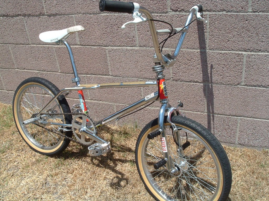 1987 // General BMX // Fred Blood // Prototype
