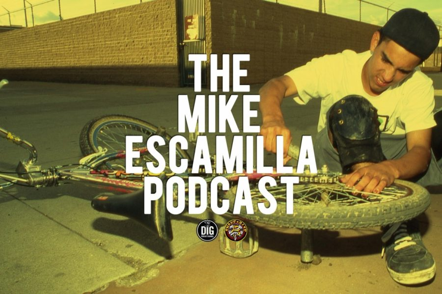 "Mike ""Rooftop"" Escamilla // Podcast"