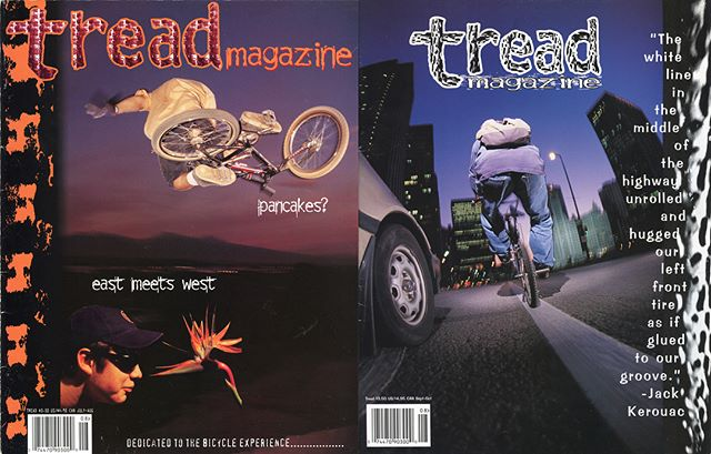 Tread Magazine // Issue1 Issue2