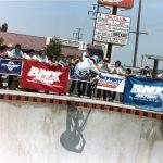 Eddie Fiola // Last Runs At Pipeline Skatepark // Upland Ca. // 1989