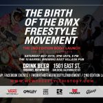 The Birth Of The BMX Freestyle Movement // 2nd Edition Book Launch