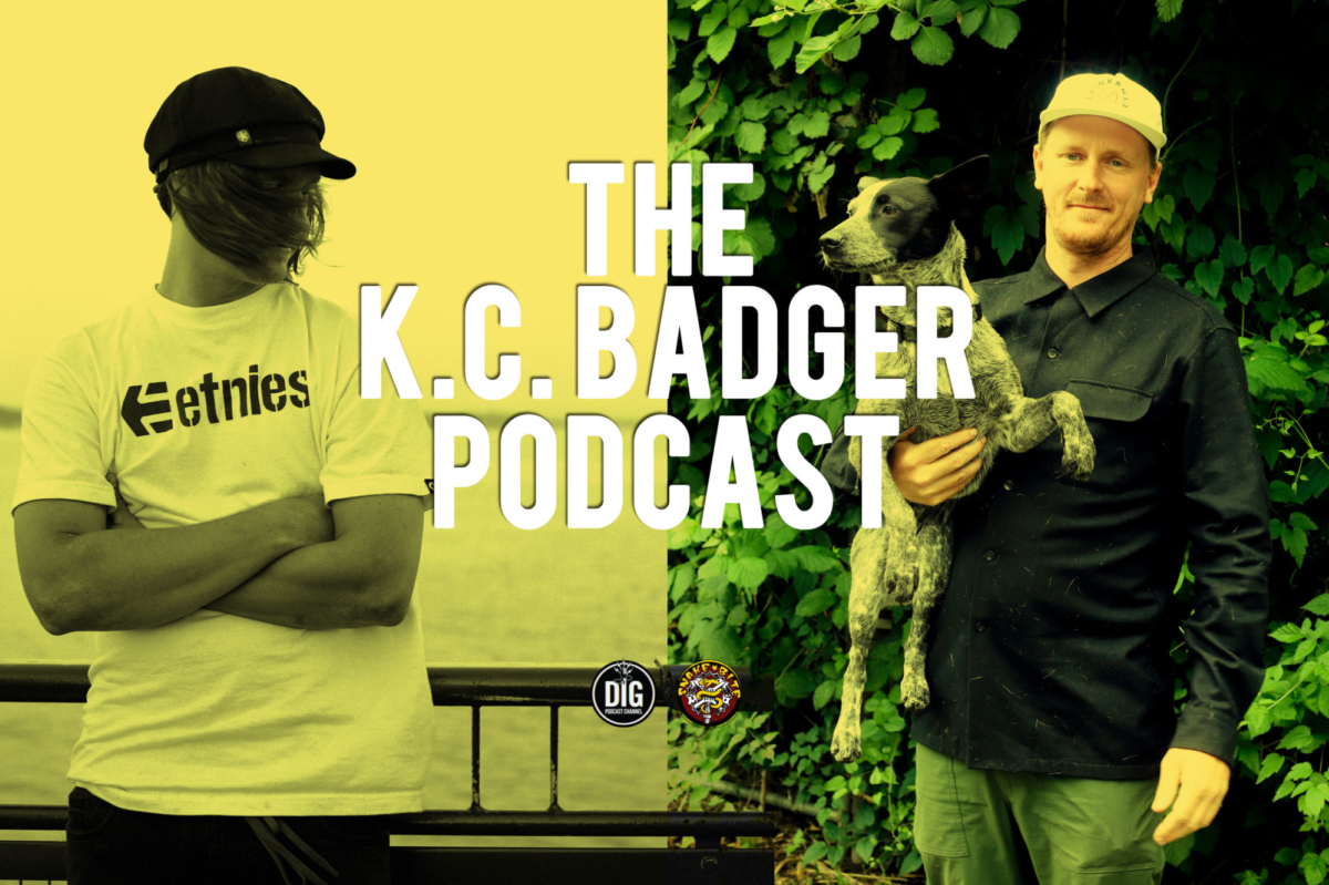 KC Badger // Snakebite BMX // Dig BMX // Podcast