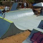 Dave White and his backyard playground Area 43