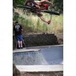 Matty Aquizap // Boosting // Hood River Skatepark
