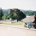Andy Merrall // Myrtle Creek, OR Skatepark // Boicott BMX Weekend 2014