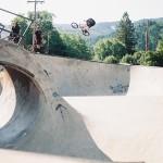 Evan Lane // Myrtle Creek, OR Skatepark // Boicott Weekend 2014