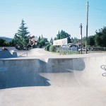 Evan Lane // Winston, OR Skatepark // Boicott BMX Weekend 2014