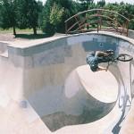 Mark Rainha // Florence, OR Skatepark // Boicott Weekend 2014