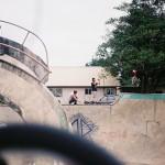 Matty Aquizap // Reedsport, OR Skatepark // Boicott Weekend 2014