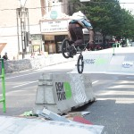 Shawn-McIntosh // Nose wheelie // 2014 Portland Dew Tour