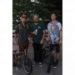 Tyler Short, Nick Vergillo and Hobie Post // 2014 Portland Dew Tour