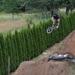 Brent Lee Bermslider at Franks Trail in Junction City, OR