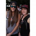 Natalie Noble and Maggie Lahet // 2014 Portland Dew Tour