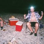Ryan Davis and Uncle Brad Tibbet 2014 Boicott BMX Weekend