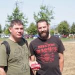 Dave Thom // Travis Pippen // At the Goods BMX & BMX Museum // 2014 SOS Classic