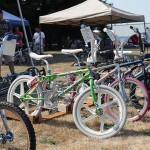 Old School Freestyle Bikes // At the Goods BMX & BMX Museum // 2014 SOS Classic