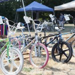 Old School Freestyle BMX Bikes // At the Goods BMX & BMX Museum // 2014 SOS Classic