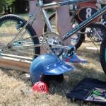 Old School BMX Helmet // At the Goods BMX & BMX Museum // 2014 SOS Classic