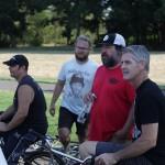Greg Higgins // Joe Loumena // Enjoy The Trick // Enjoy The Trick // At the Goods BMX & BMX Museum // 2014 SOS Classic