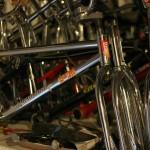 S&M Bikes Mad Dog Frame at BMX Museum Portland