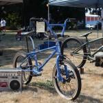 Blue Hutch Trickstar // At the Goods BMX & BMX Museum // 2014 SOS Classic