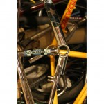 Hoffman frame at BMX Museum Portland