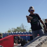 Ryan Corrigan // Post Mike Tag Brick Ledge Challenge // Texas-Toast BMX Jam 2014