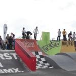 Texas Toast BMX Jam 2014 Course