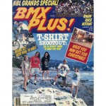 January 1991 BMX Plus Cover