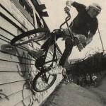 Dave Voelker // Wallride // January 1991 // BMX Plus