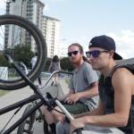Forrest Berkey // Evan Lane // Texas Toast BMX Jam 2014