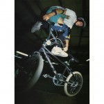 Jay Miron // Decade // Rampage Skatepark // January 1991 // BMX Plus