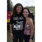 Matty Aquizap and his lady // Texas Toast BMX Jam 2014