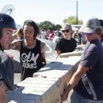 Mike Tag Brick Ledge Challenge // Texas-Toast BMX Jam 2014