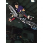 Rick Thorne // One Foot Tabletop // January 1991 // BMX Plus
