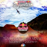 Redbull Dreamline // Nov. 8th 5PM // NBC