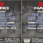 Haro Book Release // London UK // Dec 13th