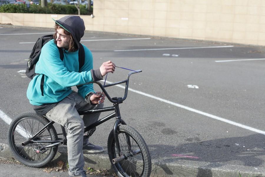Davey Watson // BMX Bike Check