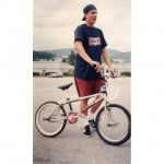 Steve Roy and a Basic Bikes Small Town Hick
