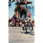 Basic Bikes Team Rider Steve Roy // Hoffman BS Contest