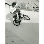Basic Bikes // Darcy Saccucci // Wall Ride