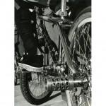 Basic Bikes Silencer Pegs