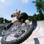 Codie Larsen // Lipslide // St. Johns Skatepark // Portland, OR // By Shad Johnson