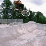 Matty Aquizap // Hip Boost // West Linn Skatepark // West Linn, OR // By Shad Johnson