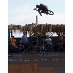 Mike Parenti // Blasting During The High Air Comp