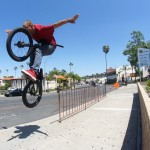 John Stafford double peg to no-hander a few blocks from my apartment