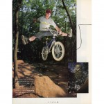 Kris Bennett // PUSH Trails // Dirt Jumping Scenes Article // Photo: Chris Hallman